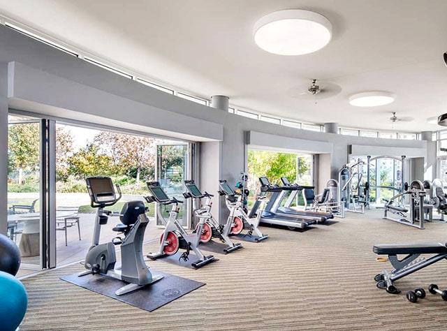 AMLI Design Center Fitness