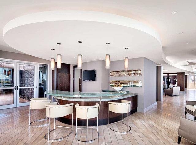 AMLI Design Center Lounge