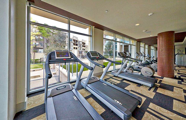 Brady High Rise Fitness Center