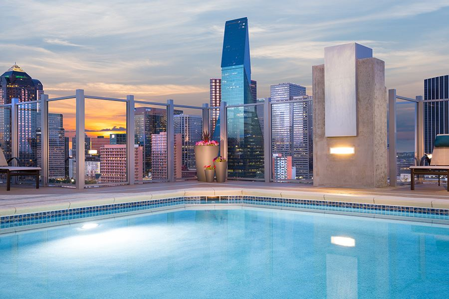 SkyHouse Dallas Pool