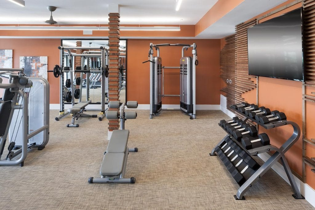 1The Lofts At Alta Palisades Gym2