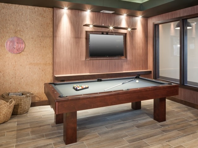 Alexan Crossing Pool Table