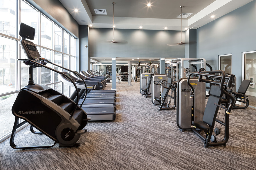 Broadstone Evoke Gym