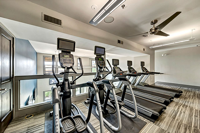 Dolce Living at Twin Creek Gym 1