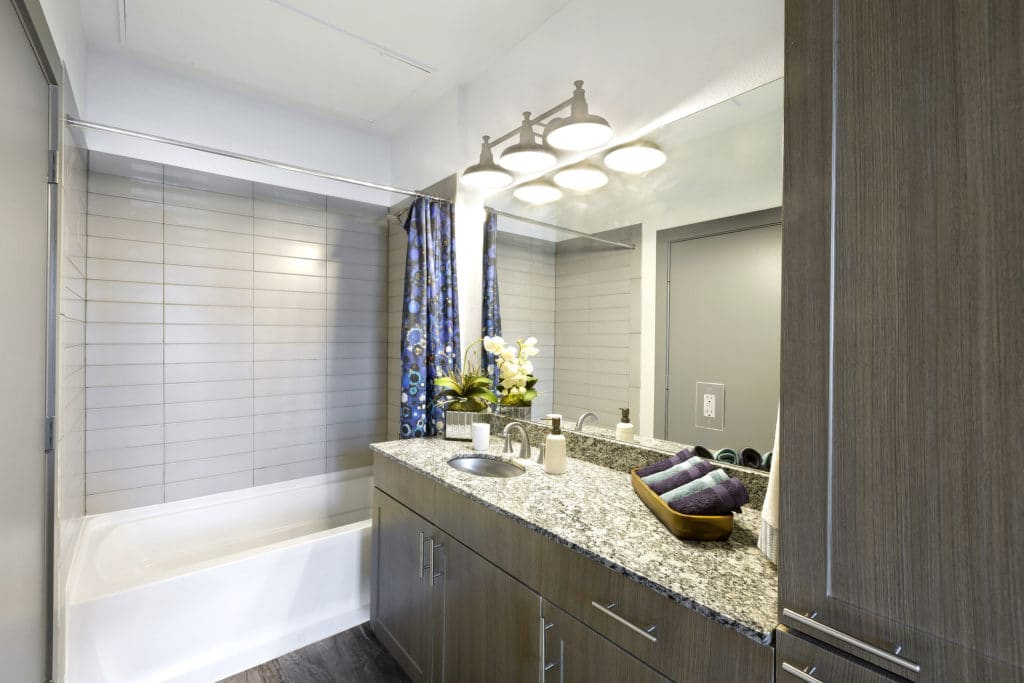 South 400 Bathroom