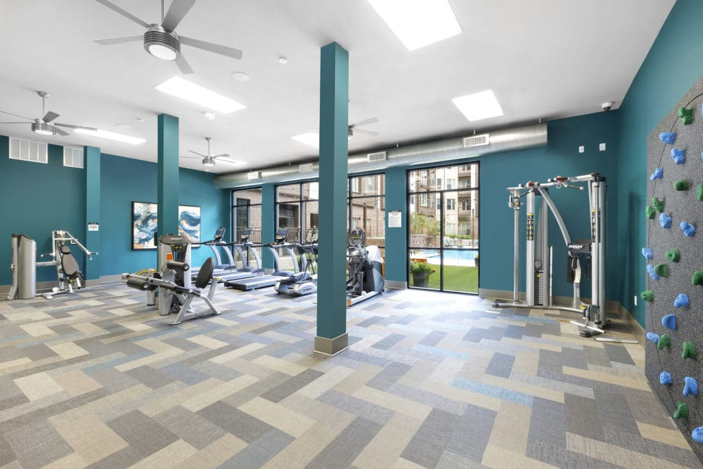 South 400 Gym 1