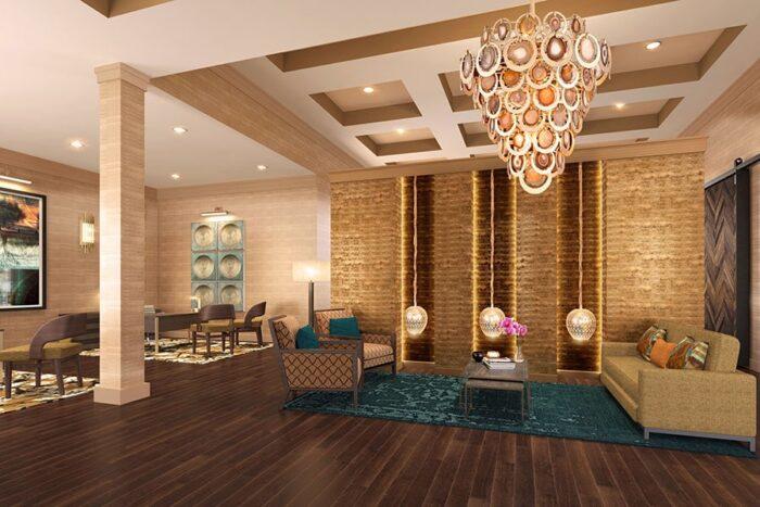 Alaqua At Frisco Club Room Apartments