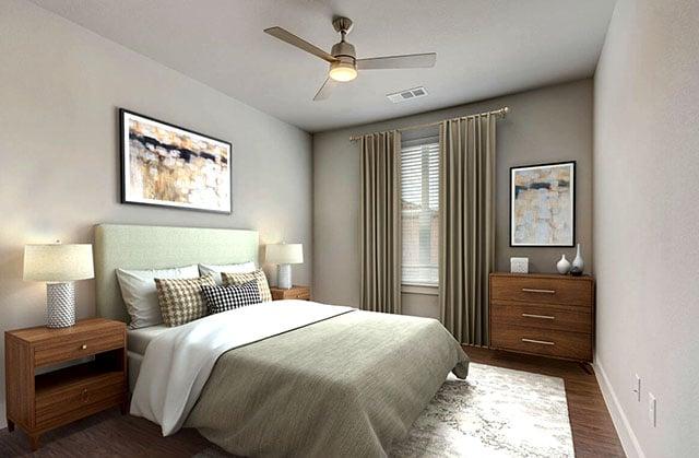 Encore Swiss Avenue Bedroom