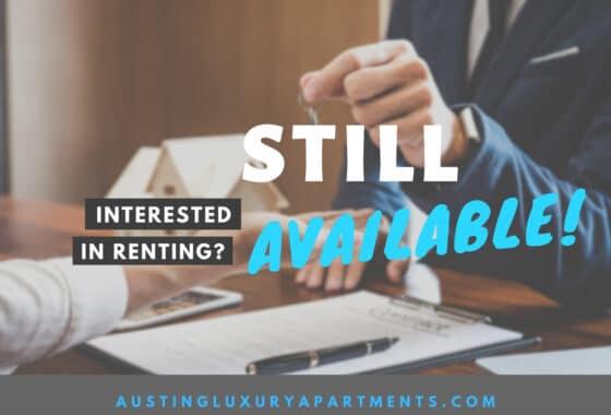 Interested In Renting_