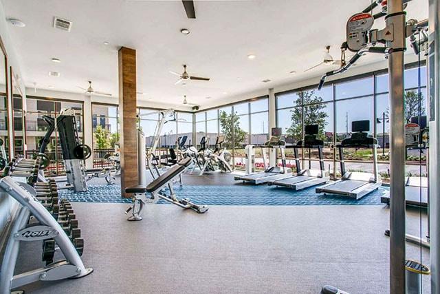 Jefferson West Love Gym