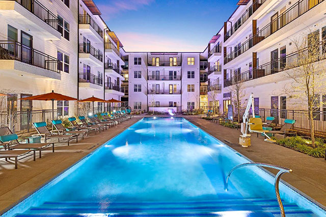 Jefferson West Love Pool