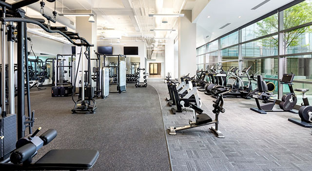 Residences At Park District Gym