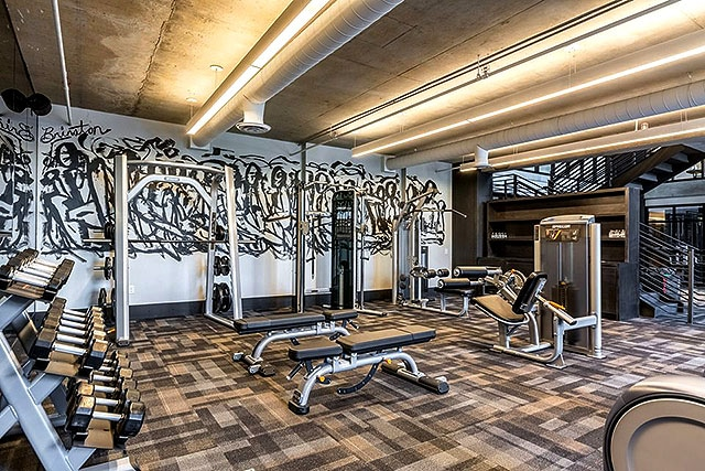 The Case Building Gym
