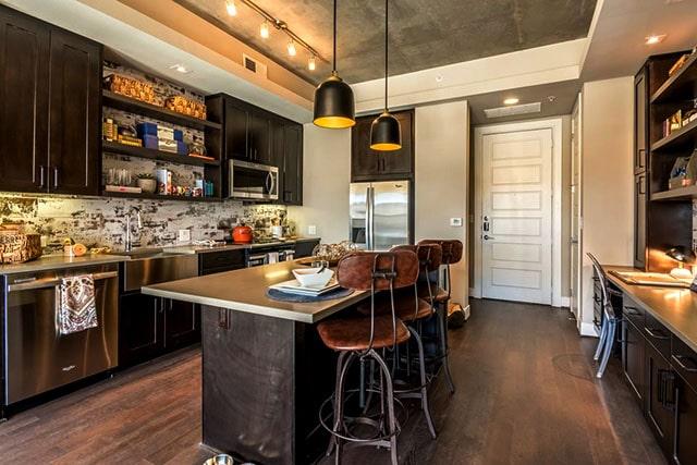 The Case Building Kitchen